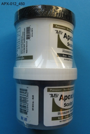 Apoxie Sculpt, Blau xl