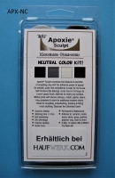 Apoxie Sculpt, Neutral Color Kit