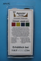 Apoxie Sculpt, Primary Color Kit