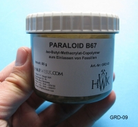 Paraloid B67 Feststoff 80 g